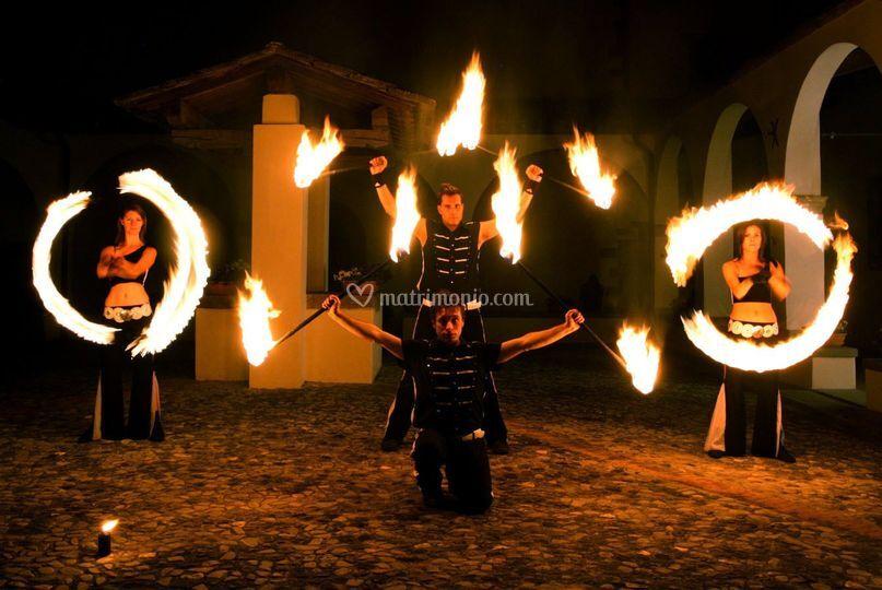 Artisti del fuoco