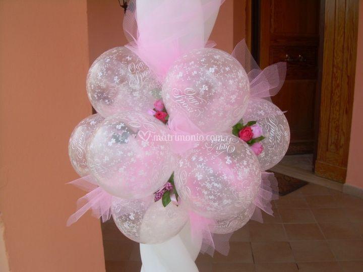 Composizione a bouquet