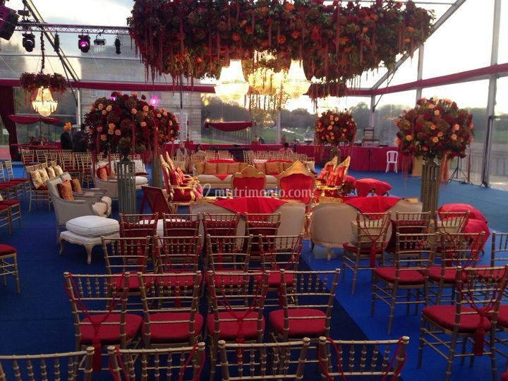 Matrimonio indiano a Parigi