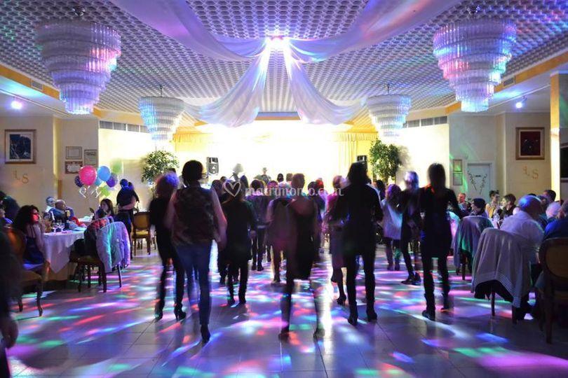 Balli e luci
