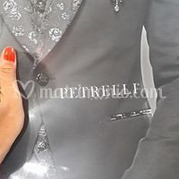 Dettaglio vestito sposo