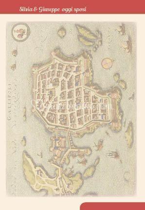 Cartina vintage