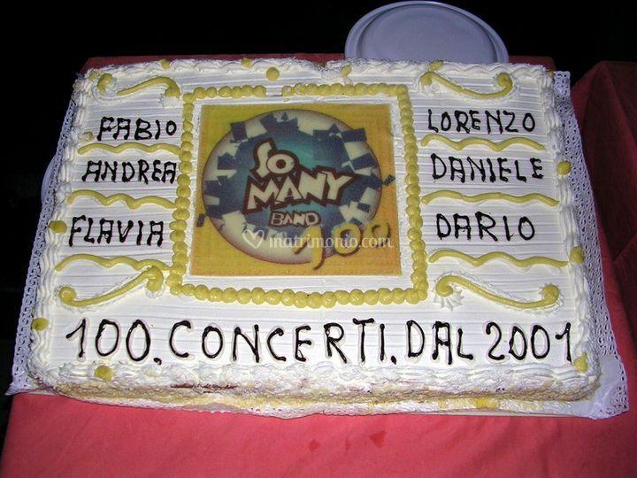 100 concerti!