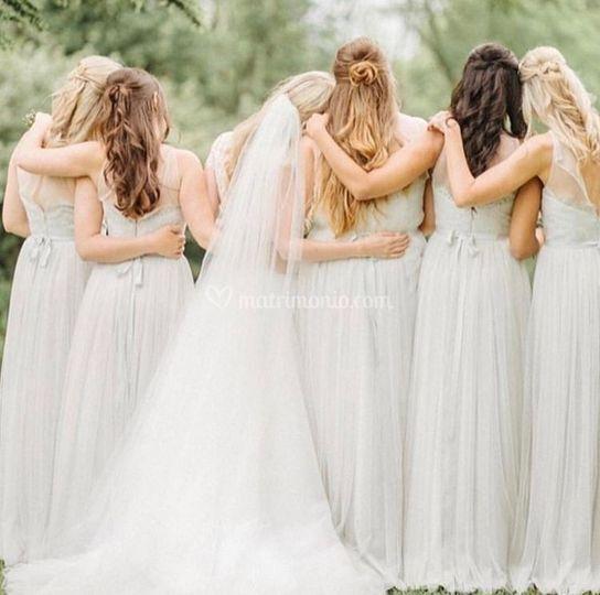 Claire sposa