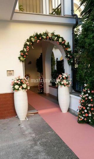 Tendenze in fiore for Decorazione floreale
