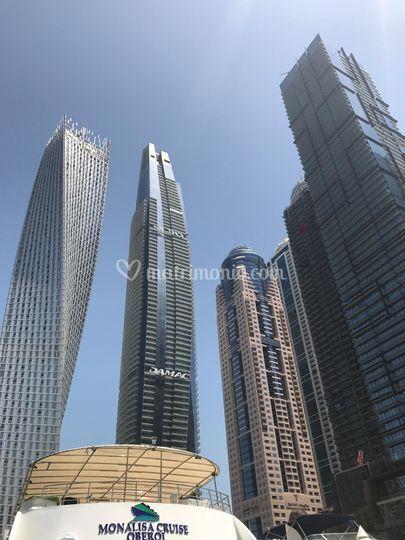 Sfarzosi grattacieli