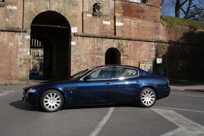 Maserati a Lucca