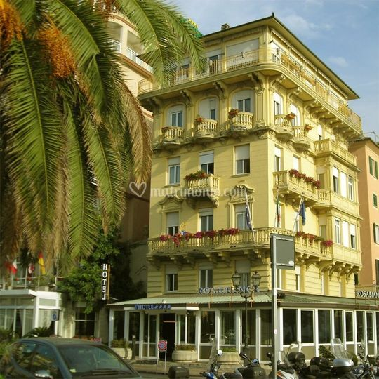 L'Hotel Rosabianca