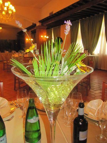 La pergola catering e banqueting for Addobbi piscina