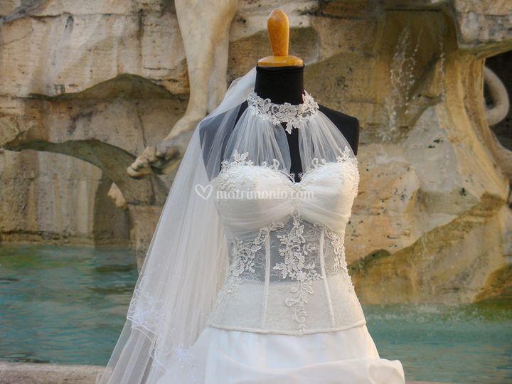 Sposa in Roma