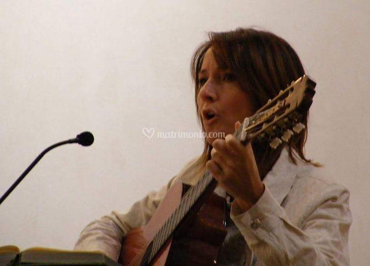 Patrizia Scarduelli(Paci) voce
