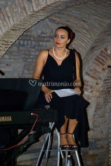 Manuela Navelli cantante liric