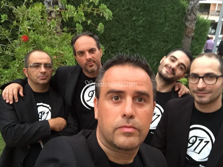 911 con Riccardo Galimi