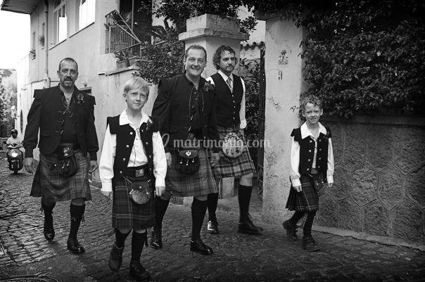 Matrimonio scozzesi