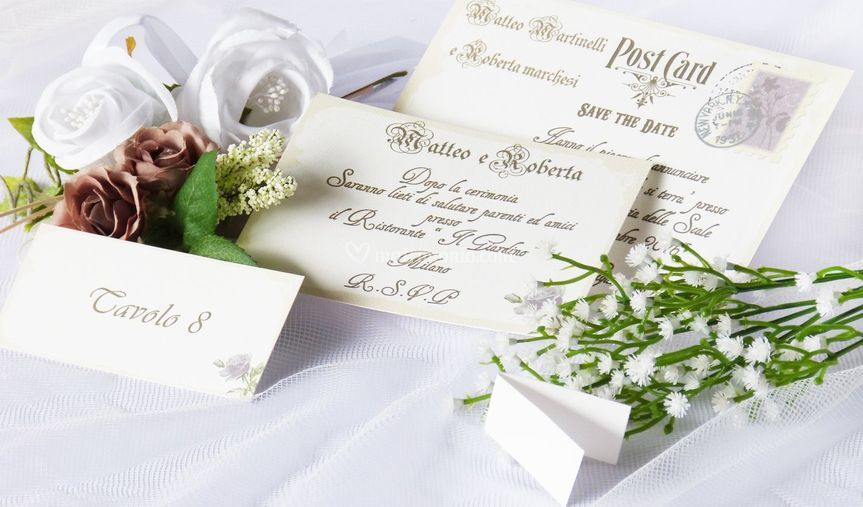 Partecipazioni di nozze