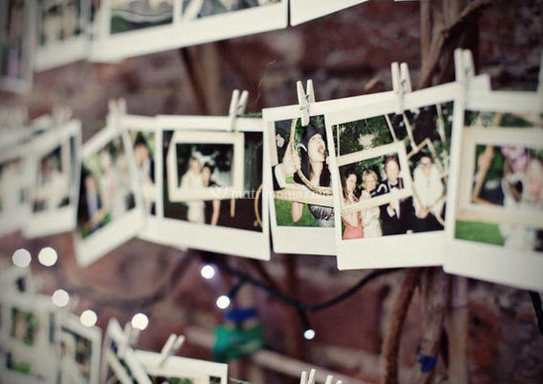 L'angolo della Polaroid