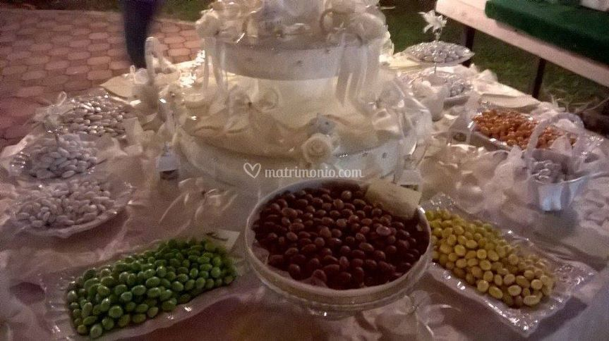 Confettata torta