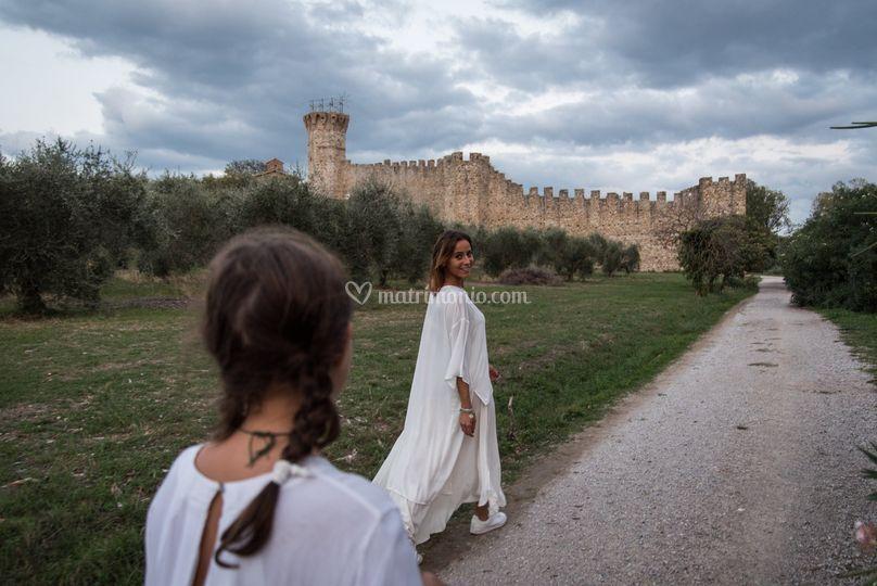 Castello medievale del XII sec