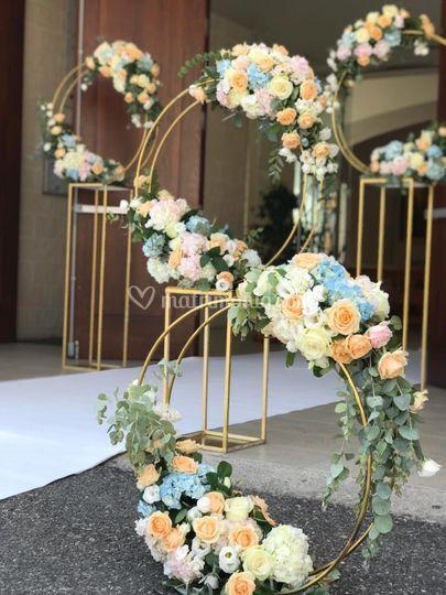 Gianni Orfeo floral designer