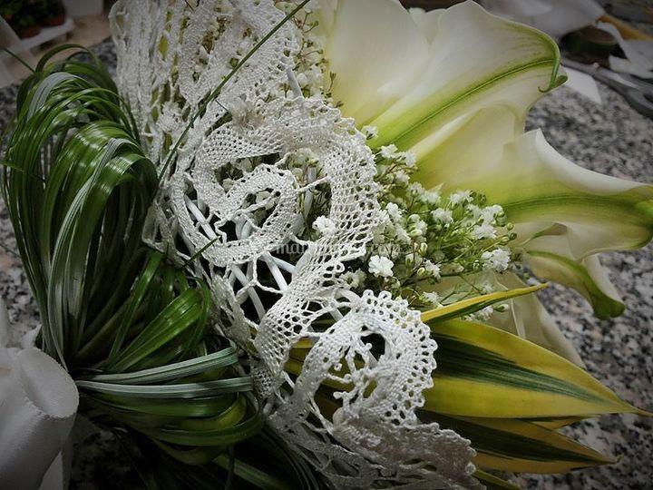 Tappeto Matrimonio Azzurro : Petali d autore
