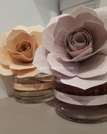 Wedding Rose diffuser