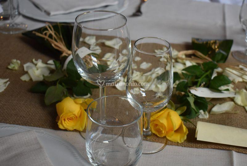 Allestimenti Wedding Day