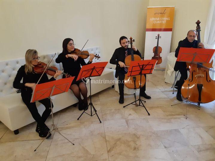 Quartetto Lebemi