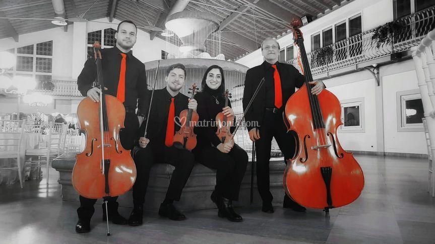 Quartetto-Cascina San Carlo