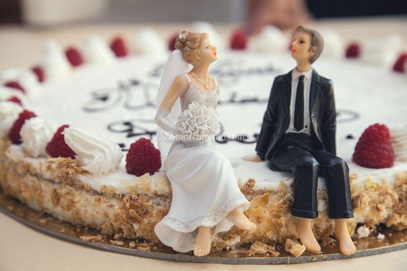 Torte nuziali e cake design
