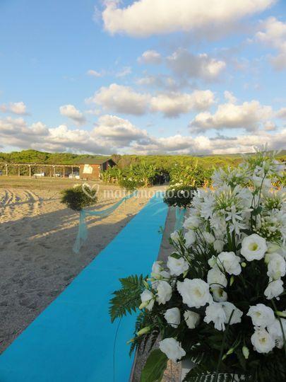 Matrimonio Spiaggia Nettuno : Rocca nettuno eventi