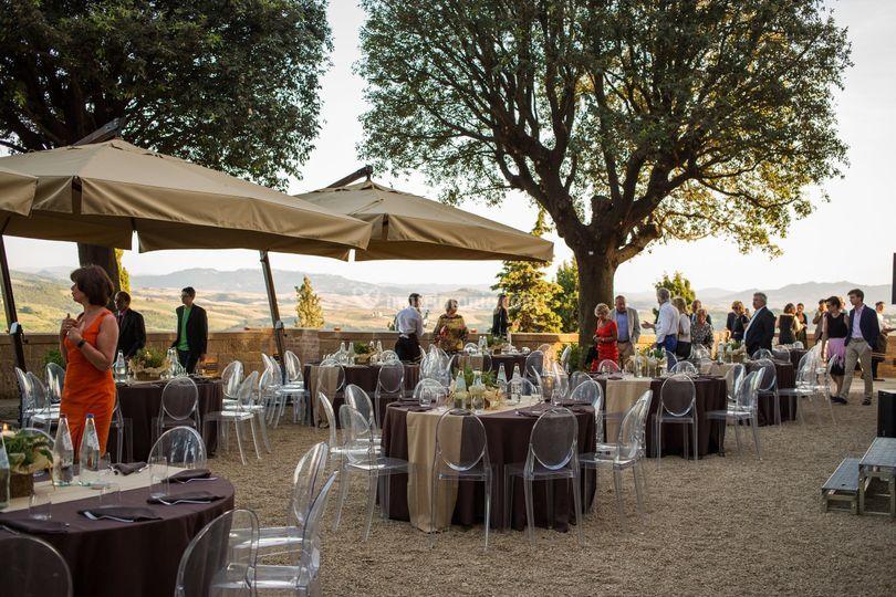 Hotel Matrimoni Toscana : Toscana resort castelfalfi