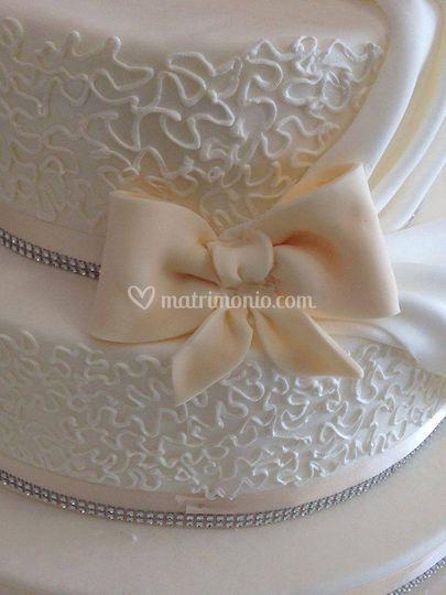 Dettagli wedding cake