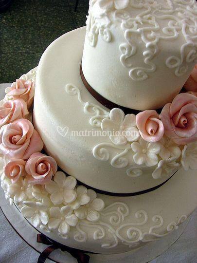 Wedding cake dettagli