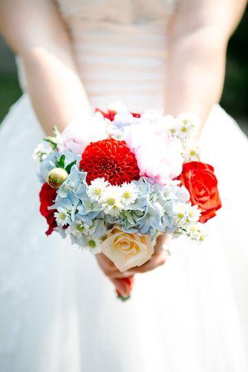 Bouquet anni 50