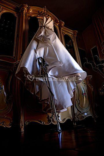 L'abito di Vittoria