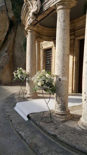 Allestimento ad Ascoli Piceno