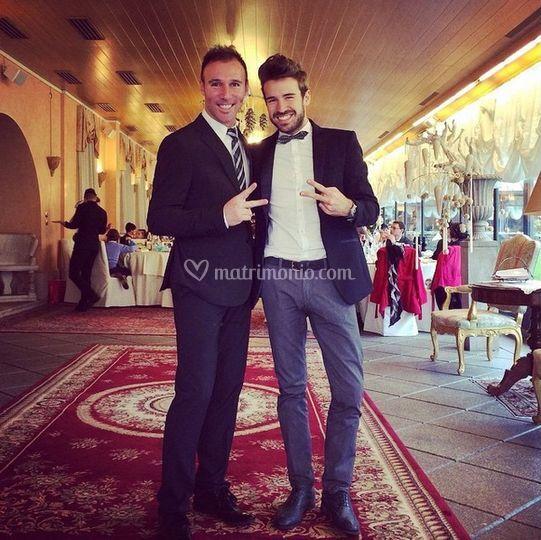 Stefano & Michele by instagram