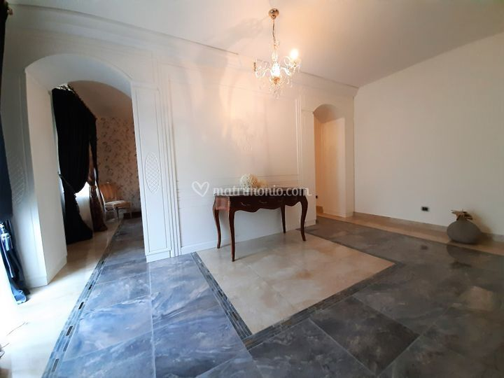 Hall della suite