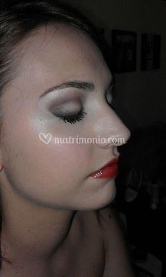 Make-Up sposa Francesca