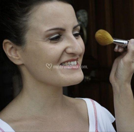 Make-Up sposa Simona