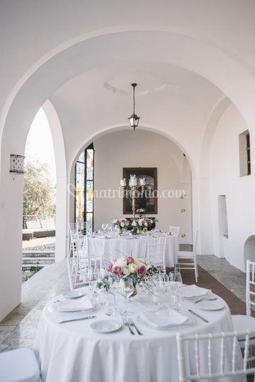 Wedding Portico