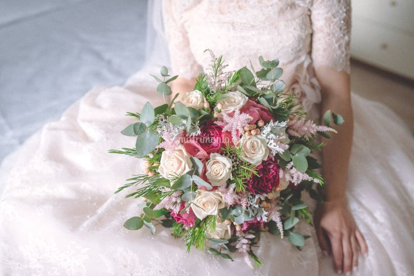 Shabby bouquet