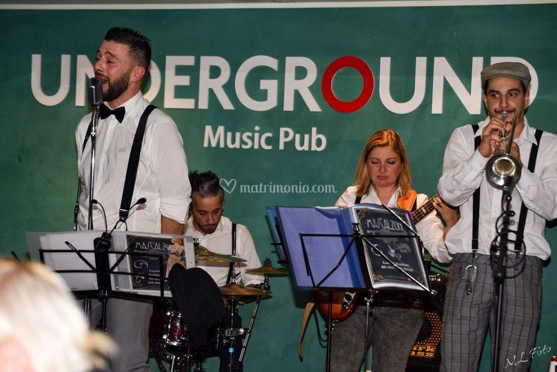 Live@Underground P.S.Giorgio
