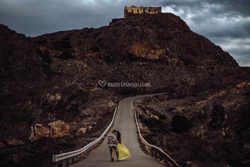 Engagement in Cap de Creus