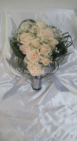 Buquet rosa Vendela