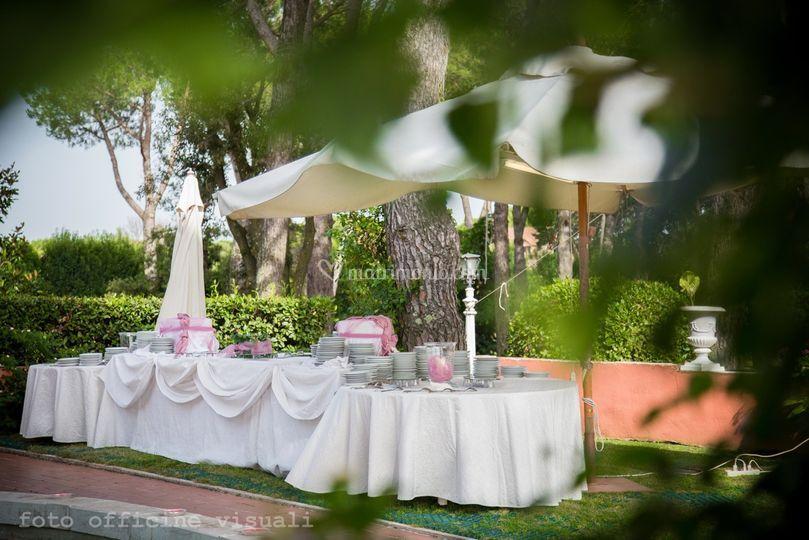 Matrimonio In Rosa Antico : Villa dafne majestic