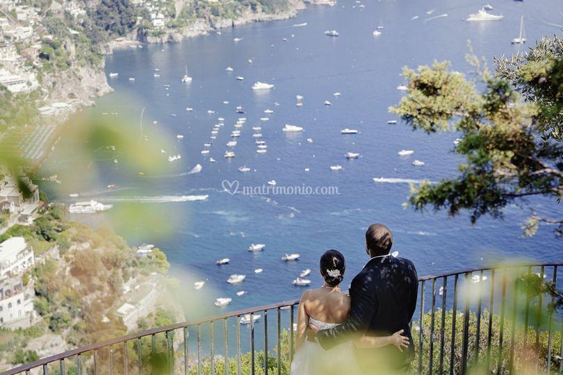 Lia&Chamal -  Amalfi Coast