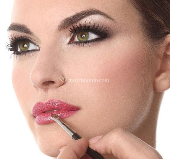 Make up cerimonia
