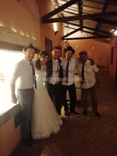 Matrimonio Eleonora e Marco