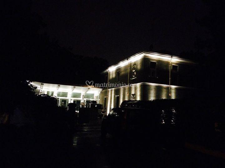 Atmosfera notturna